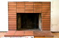 How to Clean Fireplace Bricks - Simple Practical Beautiful