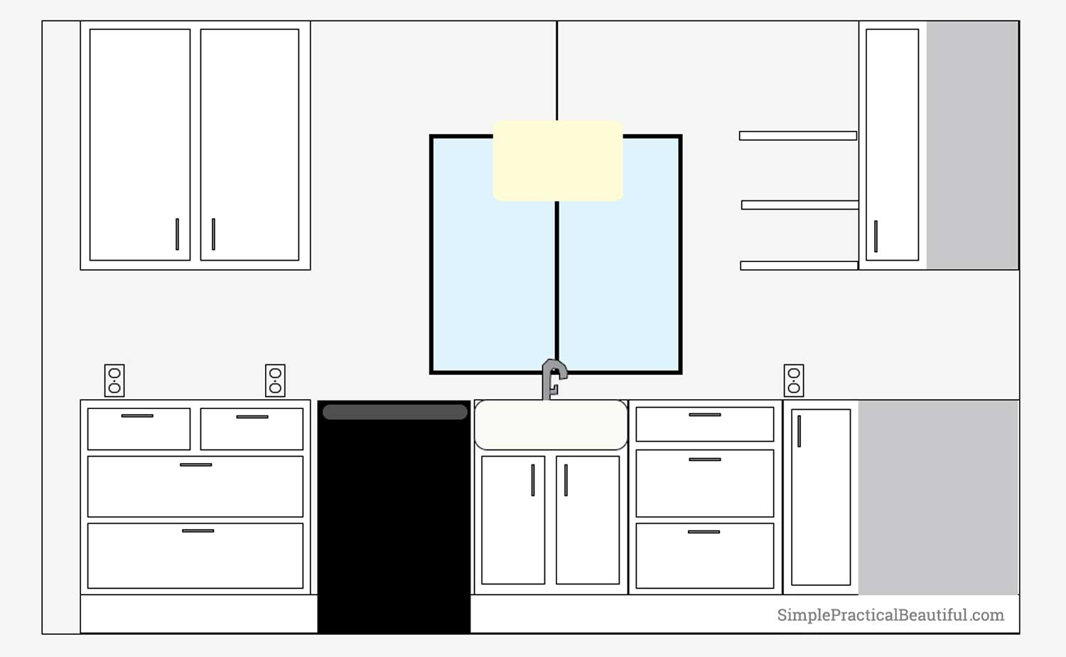 Bathroom Templates For Planning Use Adobe Illustrator To Plan A Room Layout Simple Practical