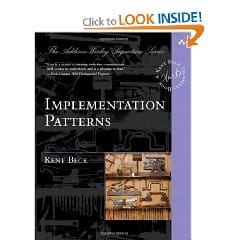 implementationpatterns Book Review: Implementation Patterns