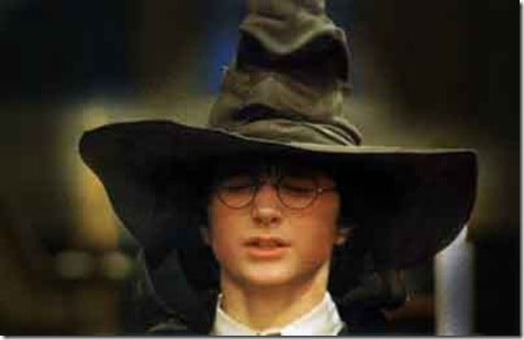 harry potter sorting hat thumb Back To Basics: Sorting