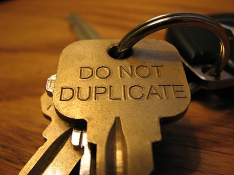 duplicate content thumb Types of Duplication in Code