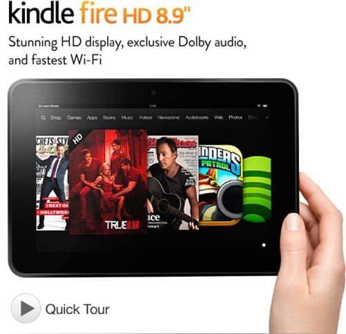 kindlefirehd1 Learn XNA, Win an iPad!