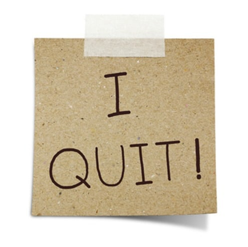 I quit thumb So, You Want To Quit Your Job? (Why You Should)