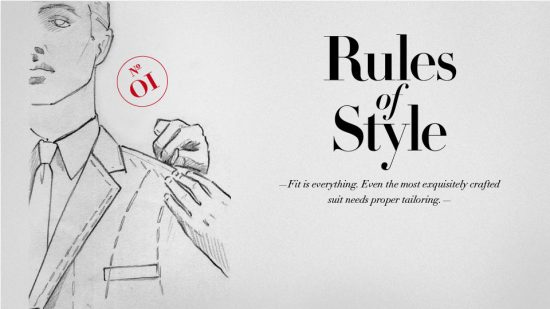 style note 01 Style rules   part 1