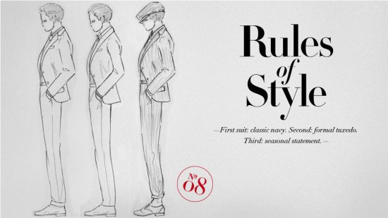 style note 08 Style rules   part 3
