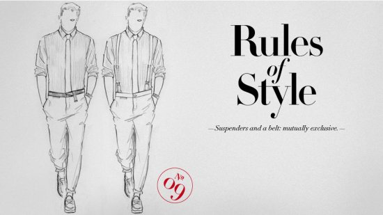 style note 09 Style rules   part 3
