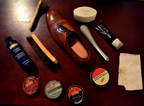 shoe maintenance Shoe care   what it takes