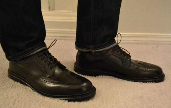 alden lwb5 Product Review: Alden Long Wing Bluchers