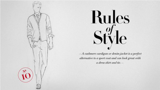 style note 10 Style rules   part 4