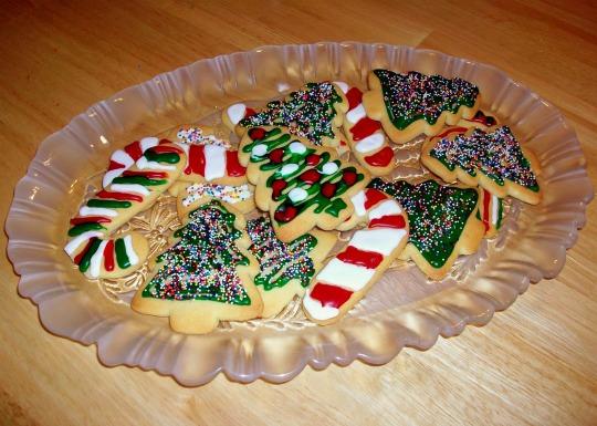 Sugar Cookies - Simple Sojourns