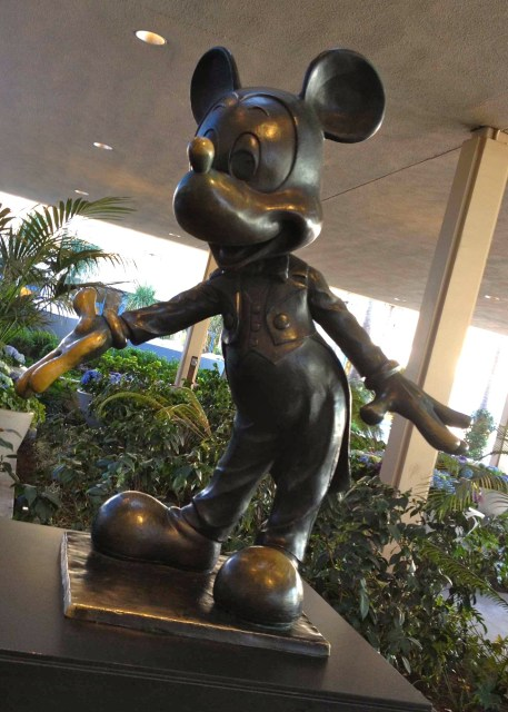 Disneyland Hotel Mickey Mouse - Simple Sojourns