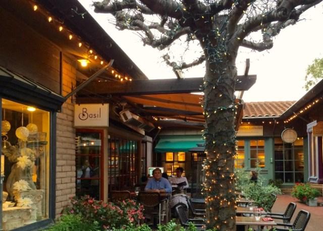 Basil Seasonal Dining Restaurant - Simple Sojourns