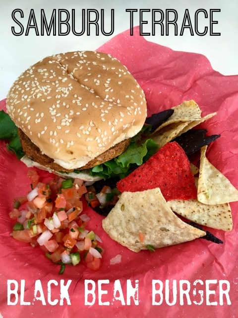 Black Bean Burger - Simple Sojourns