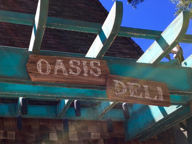 Oasis Deli - Simple Sojourns