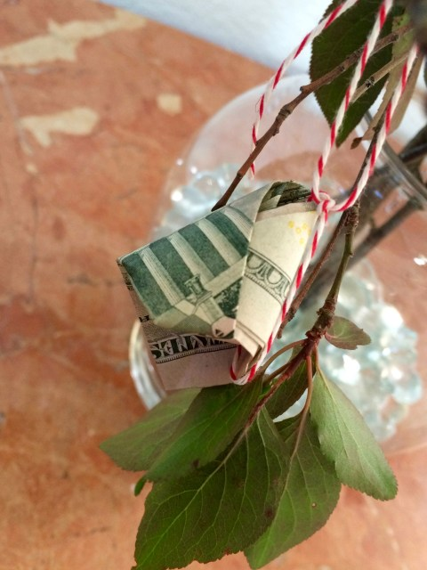 How to Make a Money Tree $5 - Simple Sojourns