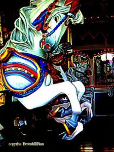 carosel horse picmonkey