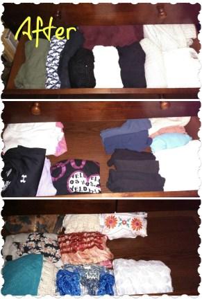 Dresser collage