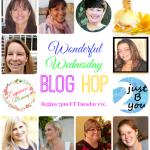 Wonderful Wednesday Blog Hop #192