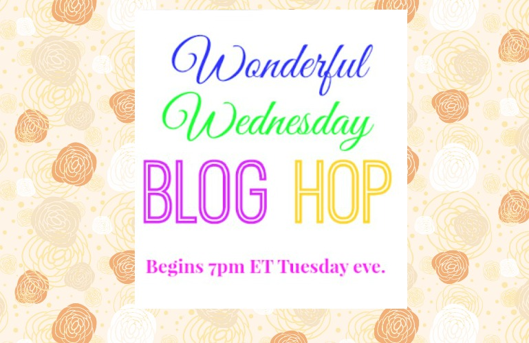 Wonderful Wednesday Blog Hop #199