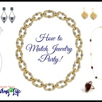 How to Match Jewelry + Party!