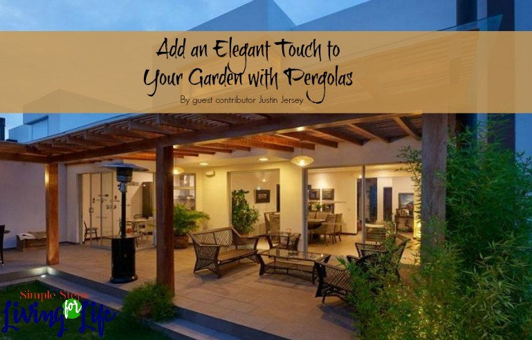 Add an Elegant Touch to Your Garden with Pergolas