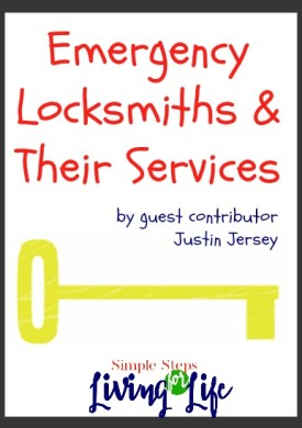 Emergency Locksmiths and Their Services. A guide to finding locksmiths