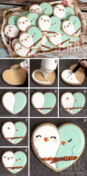 Foodie Friday - Valentine's Cookies for a tasty treat
