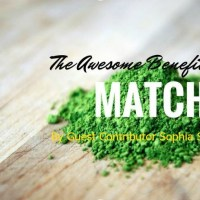 My Latest Beauty Obsession: The Awesome Benefits of Matcha