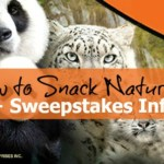 How to Snack Naturally + Sweepstakes Info!