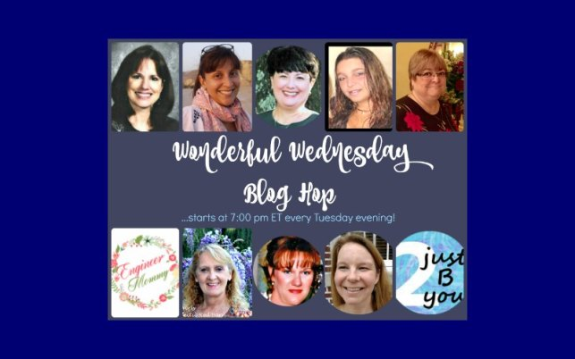 Visit the Wonderful Wednesday Blog Hop each week for links to great articles or leave an article of your own