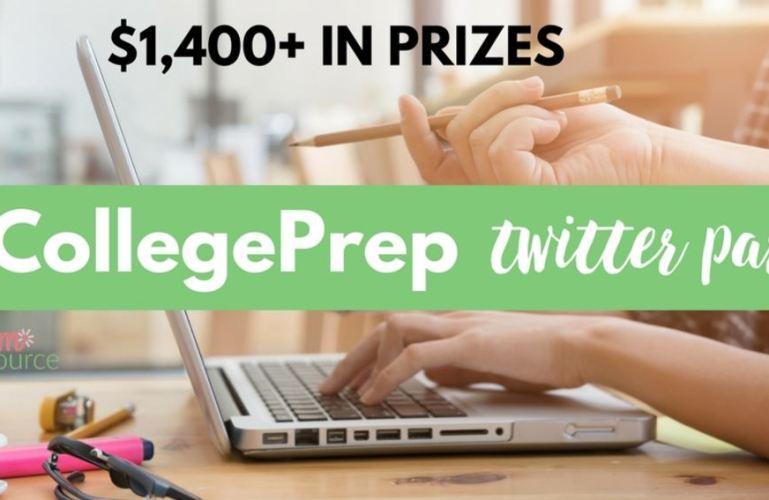 #CollegePrep Twitter Party
