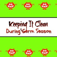 Keeping It Clean During Germ Season