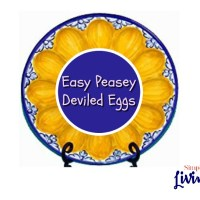 Easy Peasy Deviled Eggs