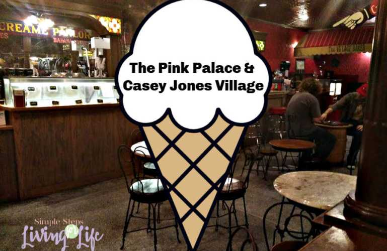 The Pink Palace and Casey Jones Village