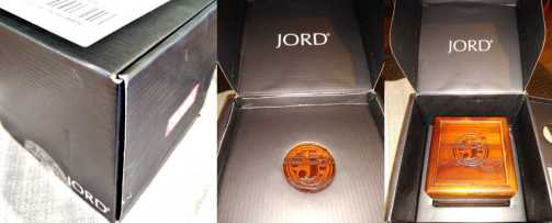 His & Her Valentine's Day gifts by JORD wood watches