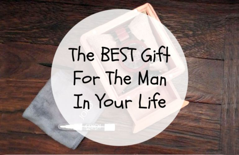 The BEST Gift For The Man In Your Life +Giveaway!