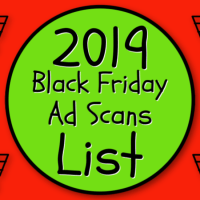 2019 Black Friday Ad Scans