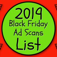 2019 Black Friday Ad Scans