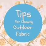 Tips For Cleaning Outdoor Fabric From FabricGuru.com