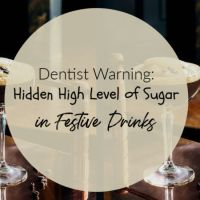 Dentists Warn of the Hidden High Level of Sugar in Festive Drinks