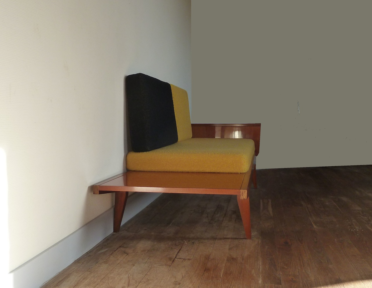 Sixties Interieur Banquette Sam | Simple Style 16