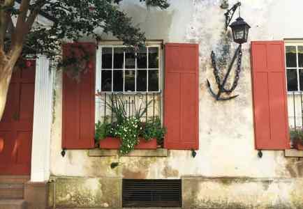 Roadtrip Reality: Charleston Window Boxes