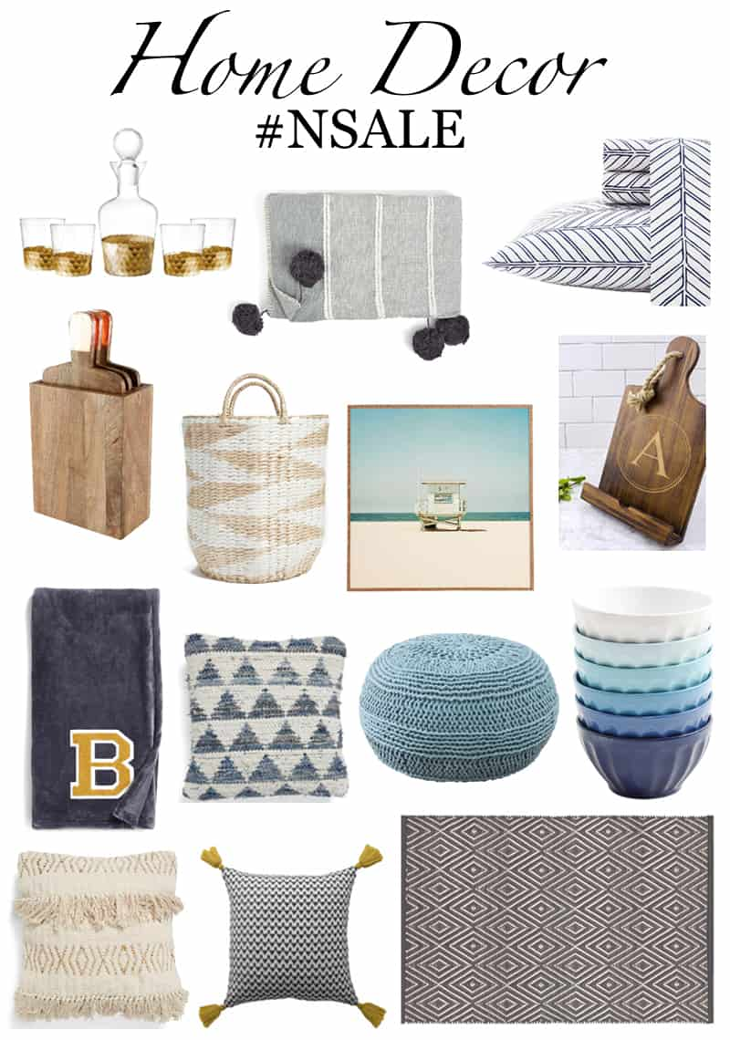 Nordstrom anniversary sale home decor guide Nordstrom home decor sale