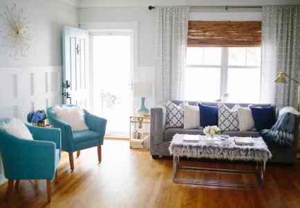Blogger Stylin' Home Tour 2016 Fall Edition
