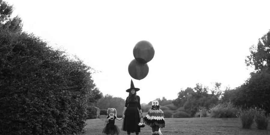 Embracing The Magic of Halloween Kid Style