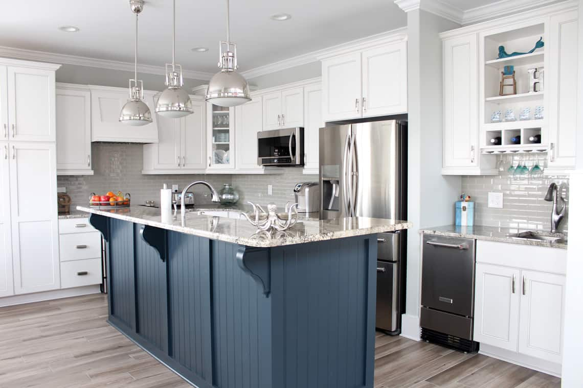 Ferguson Kitchen Cabinets Home Of The Month: Ocean Isle Beach House Source Guide