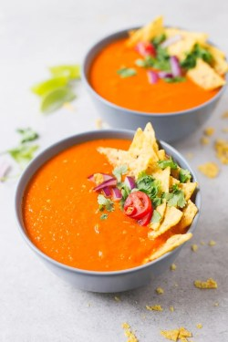 High Tomato Soup Recipe Tomato Soup Vegan Blog Vegetarian Mexican Recipes Australia Vegetarian Mexican Recipes Pinterest