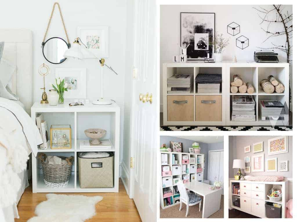 Ikea Kallax Kinder 30 Ikea Kallax Inspiration Ideas Hacks For Every Room