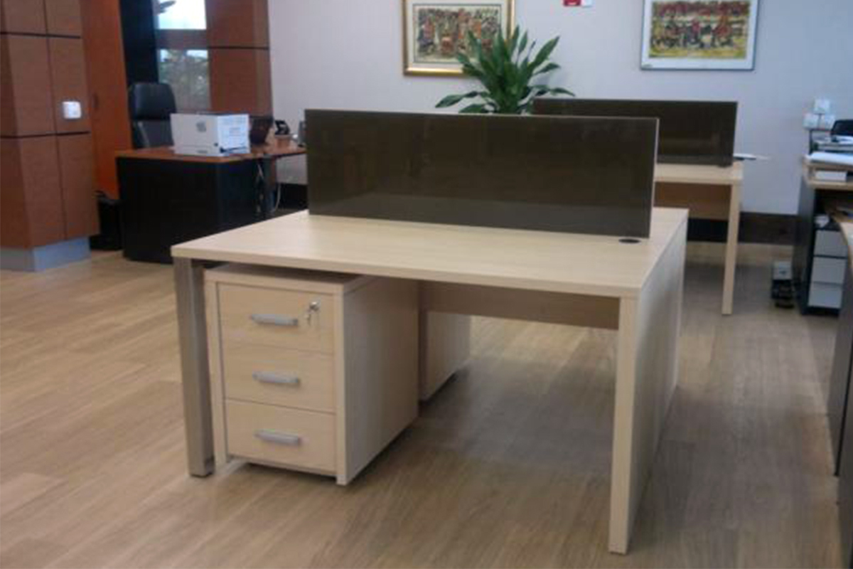 Buy Office Buy White Office Desk With Drawers In Lagos Nigeria