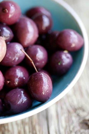 Mediterranean Delicacies - Calamata Style Olives